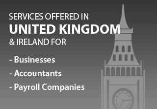 Services Offered in United Kingdom