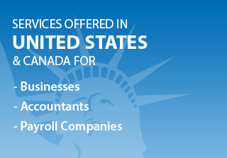 Services Offered in United States